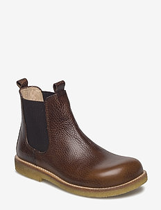 Chelsea boot - saappaat - 2509/002 medium brown/medium b