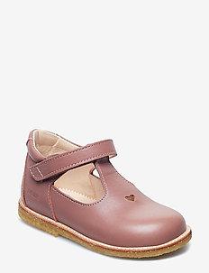 ***T - bar Shoe*** - 1524 PLUM