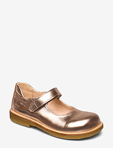 Shoes - flat - baleriny - 1311 rose copper