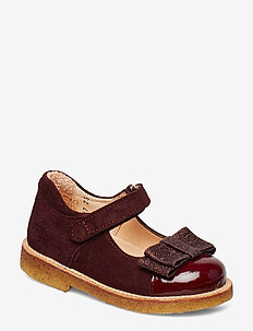 Dolly Shoe - 2348/2644/2195 DARK RED/BORDEA