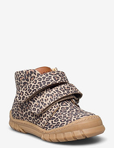 Shoes - flat - with lace - stiefel - 2185/2185/1545 leopard/c