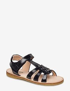 4384 - sandales - 1310 black