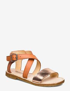 ***Shoes*** - 1311/2641 ROSE COPPER/PEACH