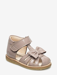 Sandals - flat - closed toe -  - sandals - 1387 rose