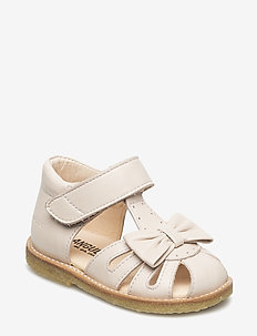 Sandals - flat - closed toe -  - sandals - 1432 powder