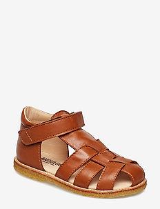Baby sandal - 1431 COGNAC