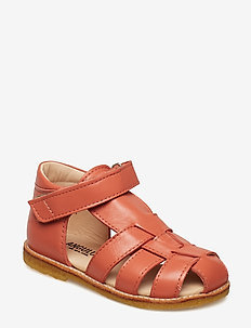 Baby sandal - sandals - 1436 light coral