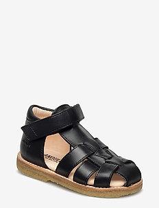 Baby sandal - 1604 BLACK