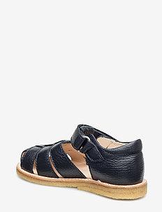 Sandals - flat - closed toe -  - sandalen met riempjes - 1989 navy