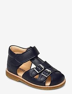 Sandals - flat - closed toe -  - sko - 1546 navy