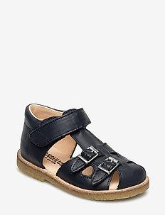 Sandals - flat - sandalen - 1530 navy