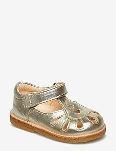 Sandals - flat - closed toe -  - sandaler - 1325 champagne