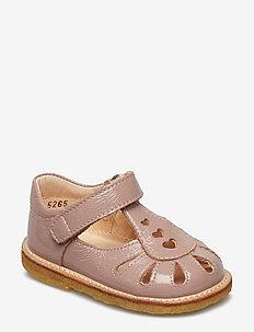 Sandals - flat - closed toe -  - sandalen - 1387 rose