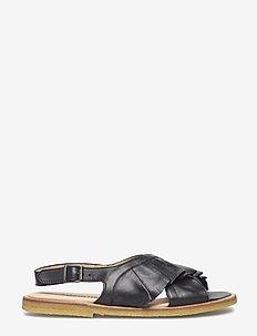 Sandals - flat - platta sandaler - 1604 black
