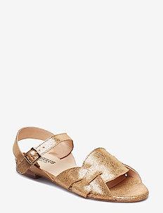 Sandals - flat - 2494 COPPER