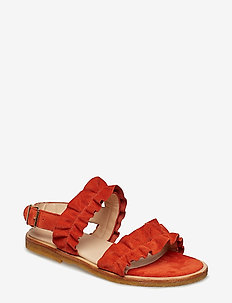 Sandals - flat - open toe - op - 2200 ORANGE