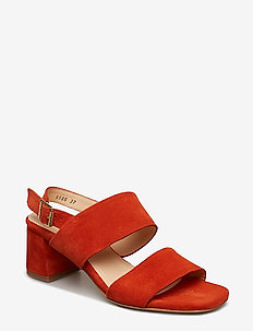Sandals - Block heels - 2200 ORANGE