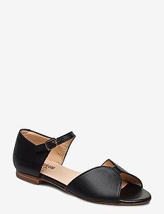 Sandals - flat - flat sandals - 1604 black
