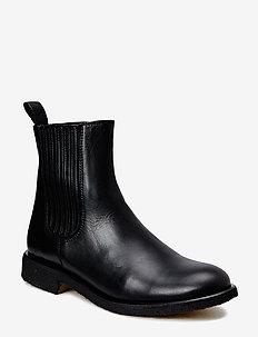 Chelsea Boot - chelsea boots - 1604/001 black/black