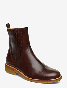 Chelsea Boot - 1836/002 DARK BROWN/DARK BROWN