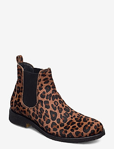 Chelsea boot - chelsea boots - 1110/019 leopard/elastic