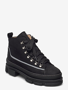 Boots - flat - flat ankle boots - 1205/2012/1205 black/reflex/bl
