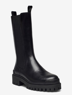 Boots - flat - chelsea boots - 1835/001 black/black