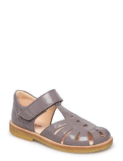 Sandals - flat - closed toe -  - 1371 LIGHT GREY