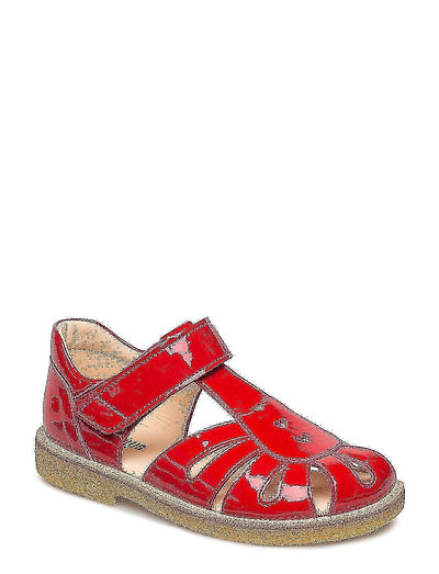 Sandals - flat - closed toe -  - 2325 RED