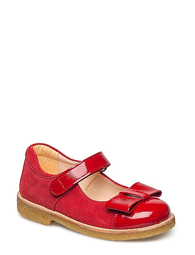 Shoes - flat - 1377/219 RED/RED