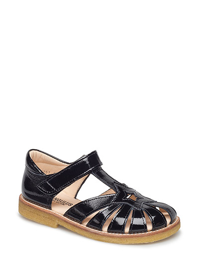 Sandals - flat - closed toe -  - 1310 BLACK