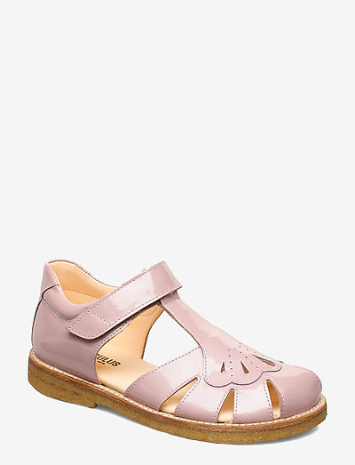 Sandals - flat - closed toe -  - remsandaler - 2354 pale rose