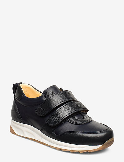Shoes - flat - with velcro - lave sneakers - 1989/1530 navy/navy