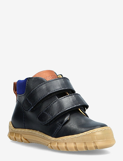 Shoes - flat - with lace - støvler - 1530/2220/1545 navy/b/c
