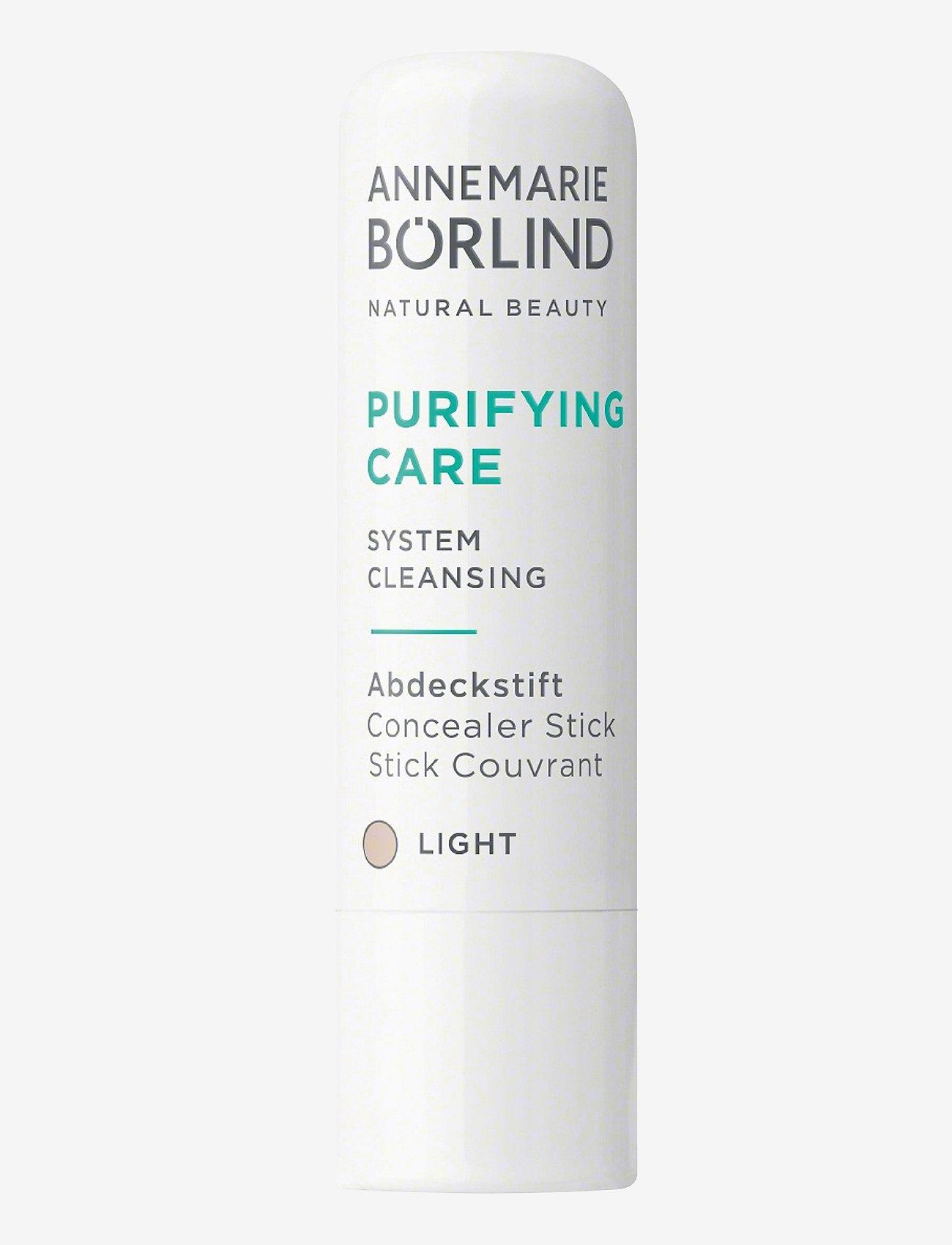 Annemarie Börlind - PURIFYING CARE Concealer Stick Light - concealer - no colour - 0