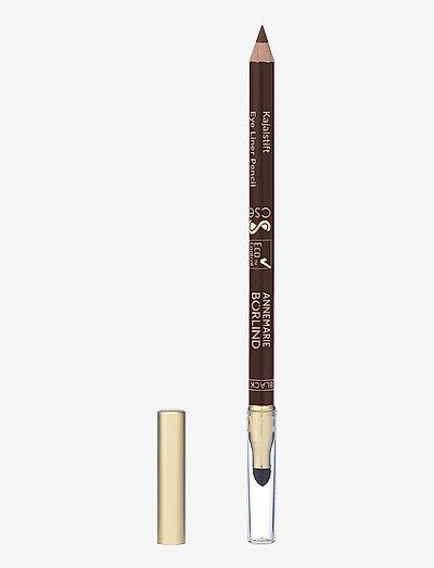 Eye Liner Pencil black brown - Ögonbrynspenna - black brown