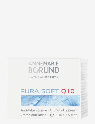 Pura Soft Q10 Anti-Wrinkle Cream - Ögonkräm - no colour