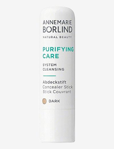 PURIFYING CARE Concealer Stick Dark - concealer - no colour