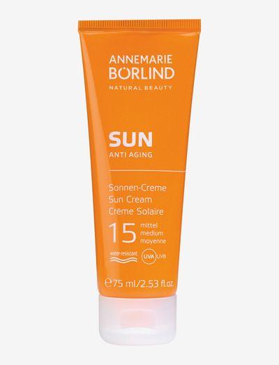 SUN ANTI AGING Sun Cream SPF15 - kropp - no colour