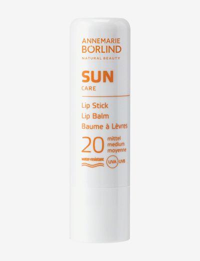 SUN CARE Lip Balm SPF 20 - läppvård - no colour