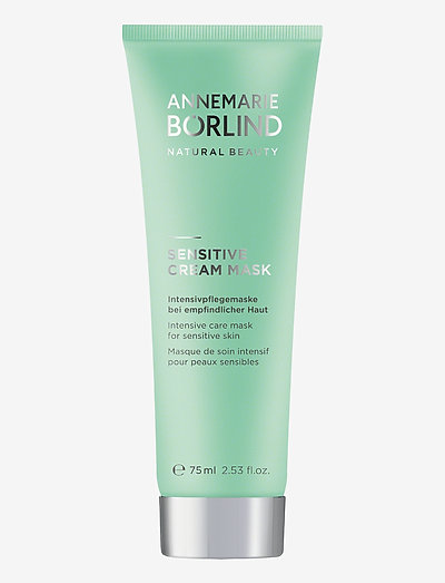 Sensitive Cream Mask - ansiktsmasker - no colour