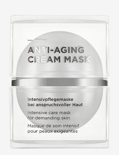 Anti-Aging Cream Mask - ansiktsmasker - no colour