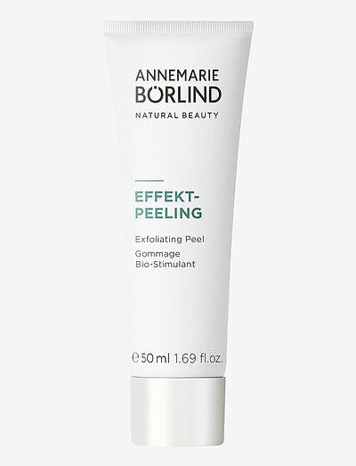 Exfoliating Peel (Effekt peeling) - peeling - no colour