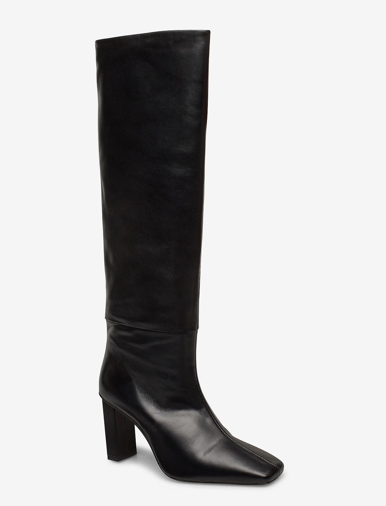 ANNY NORD - JOAN LE CARRÉ Tall Boot - lange laarzen - black - 0