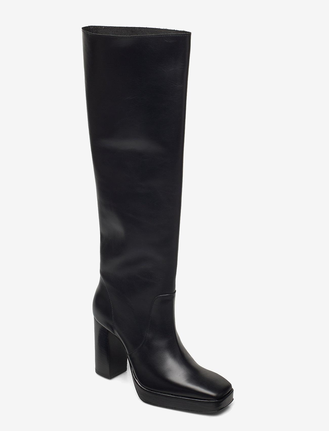 ANNY NORD - CLOSER TO HEAVEN Tall boot - lange laarzen - black - 0