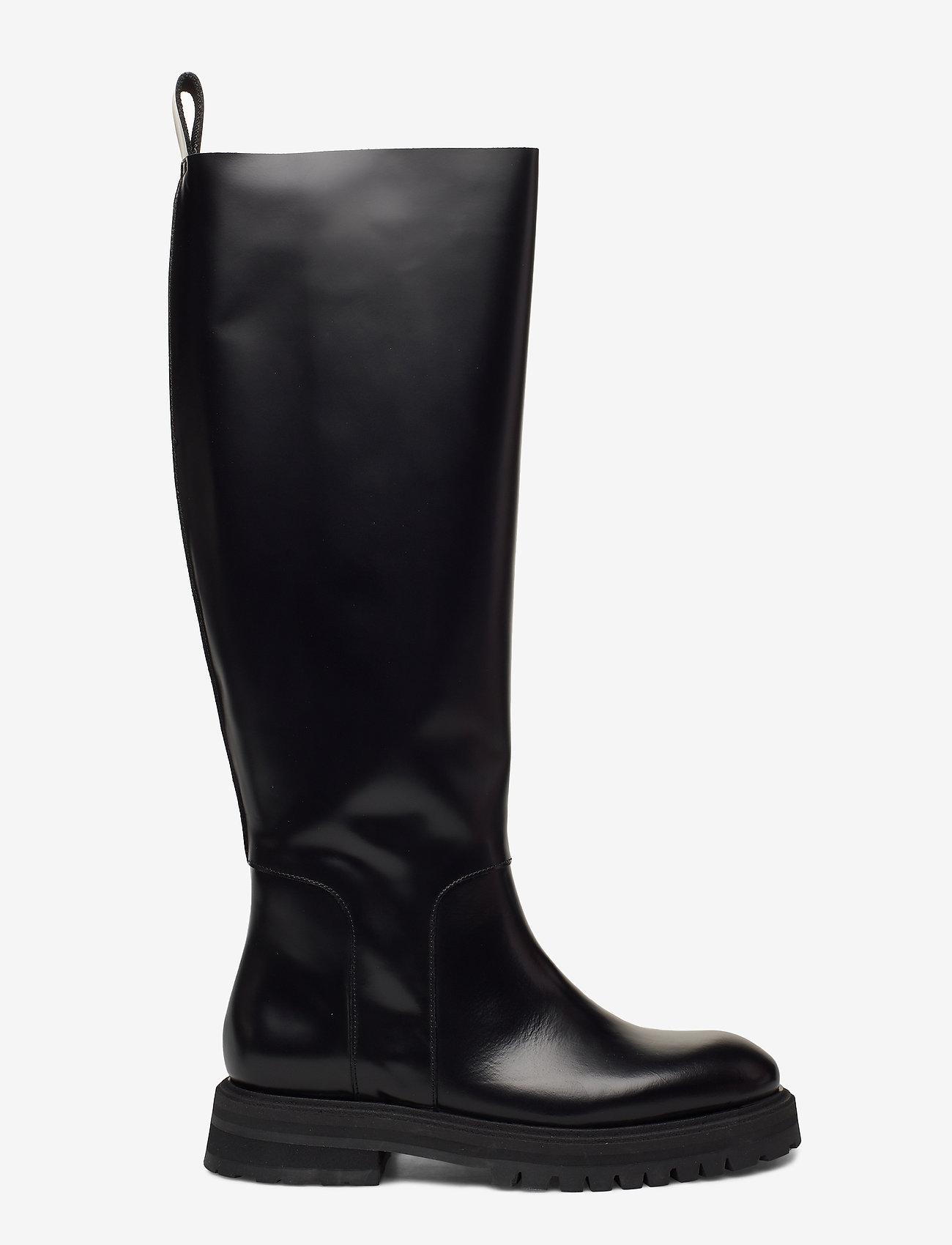 ANNY NORD - GOAL DIGGER Tall Boot - lange laarzen - black - 1