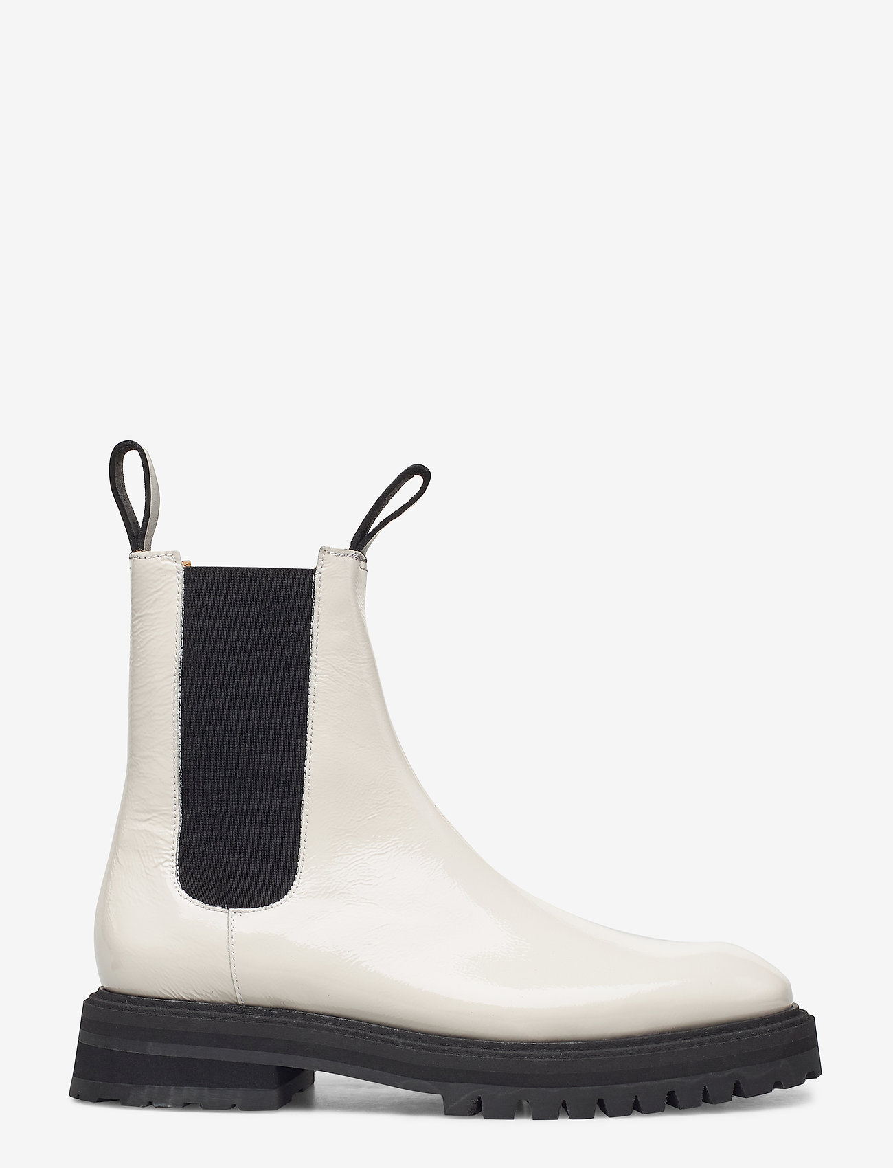 ANNY NORD - GOAL DIGGER Chelsea Boot - chelsea boots - off white patent - 1