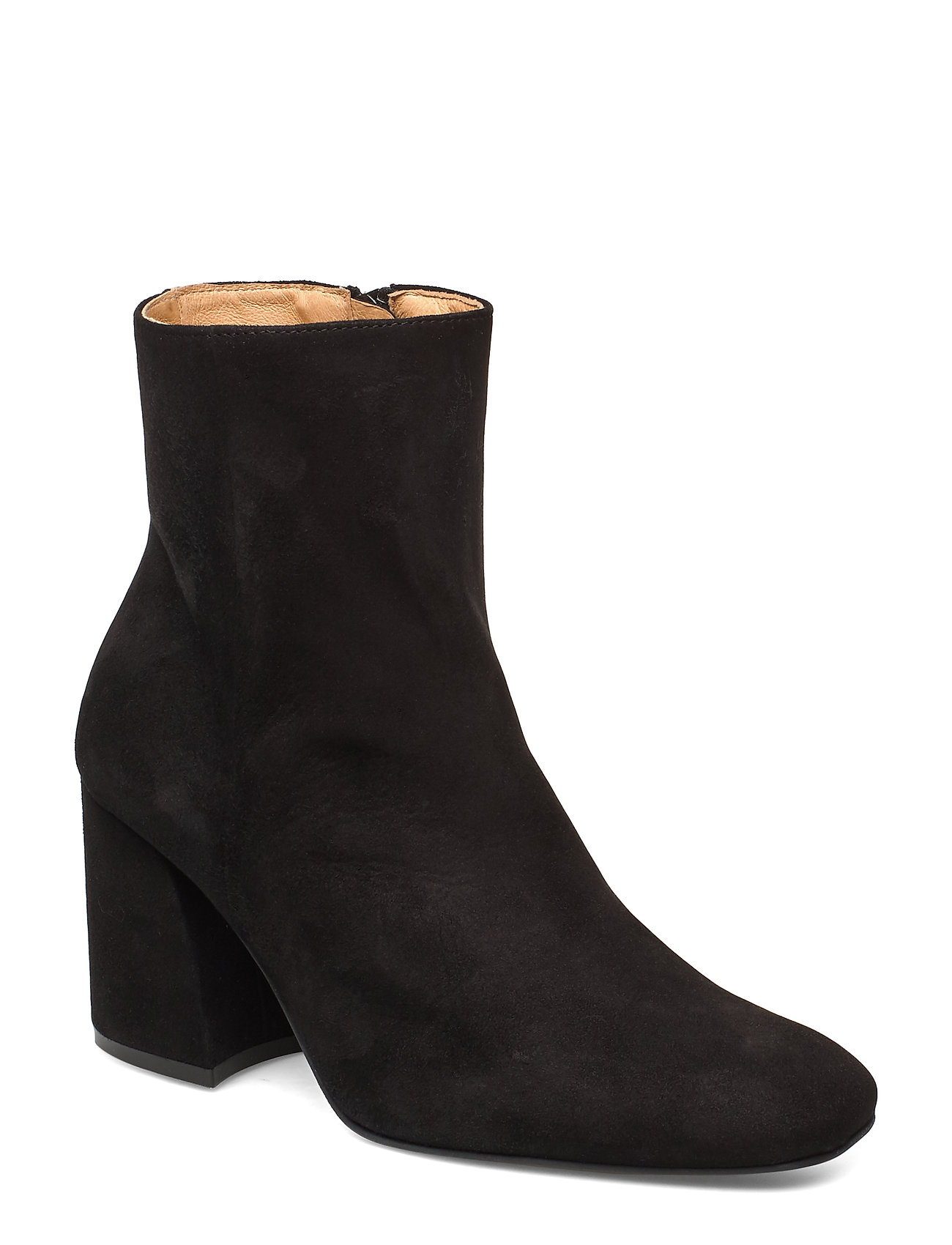 Image of Ms Steinem Shoes Boots Ankle Boots Ankle Boot - Heel Sort ANNY NORD (3406245563)