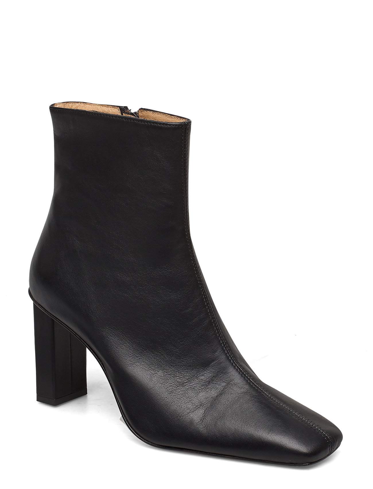 Image of Joan Le CarrÉ Ankle Boot Shoes Boots Ankle Boots Ankle Boot - Heel Sort ANNY NORD (3422268705)