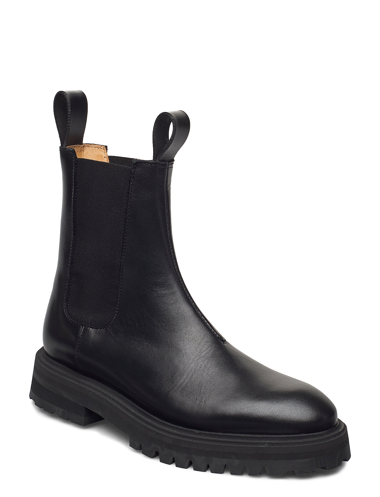 Image of Goal Digger Chelsea Boot Shoes Chelsea Boots Sort ANNY NORD (3446808801)